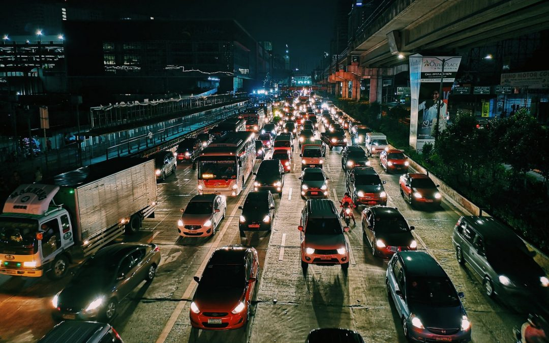 14 Ways to be Productive while in Traffic: By Armando O. Bartolome