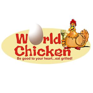 world chicken logo
